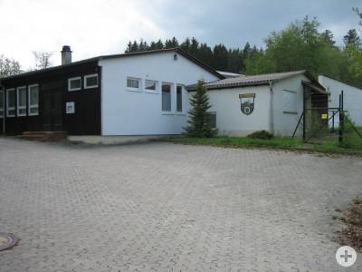 Schützenhaus/Schießanlage