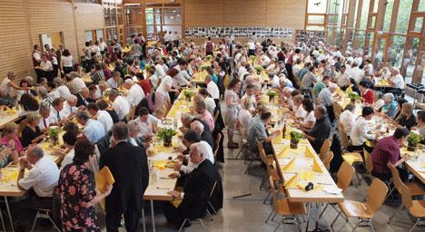 Veranstaltung in Halle Bösingen
