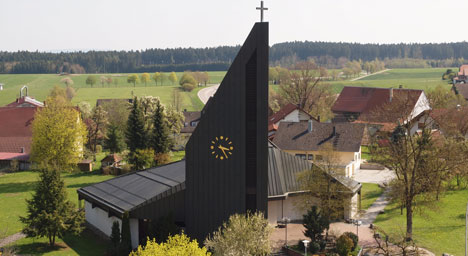 Kirche-Bösingen