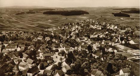 Impression aus Bösingen