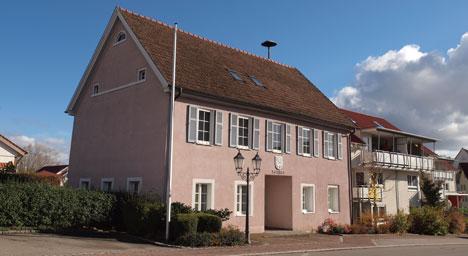 Rathaus Bösingen