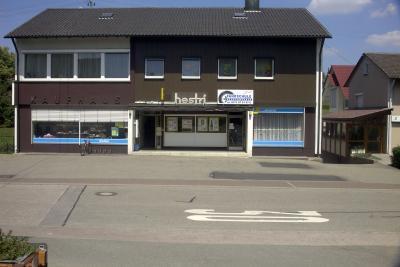 Kaufhaus Hestri